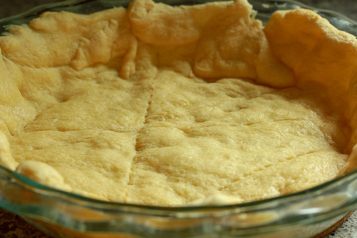 taco pie crust