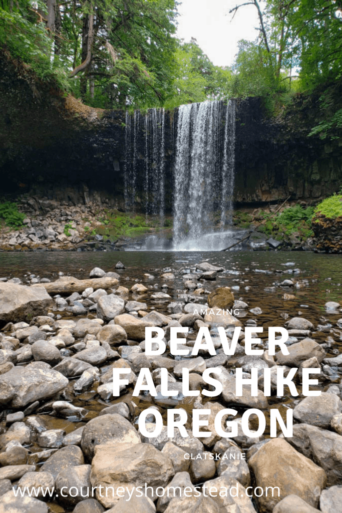 Beaver Falls, Oregon Hike